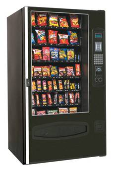 Snack and Beverage Vending