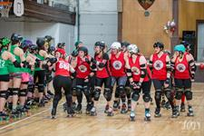 Androscoggin Fallen Angels Roller Derby League