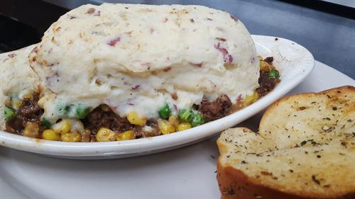 Homemade Shepard's Pie