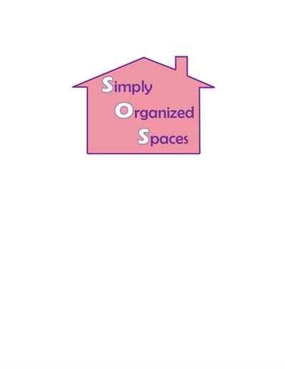 Simply Organized Spaces