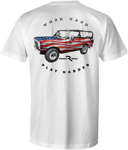WORK HARD PLAY HARDER APPAREL