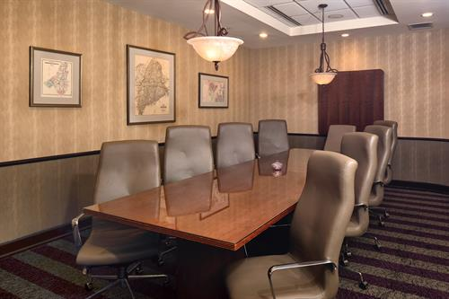 Dorothy Lewis Boardroom