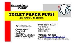Toilet Paper PLUS!