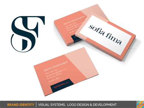 Visual Systems, Logo Design & Development