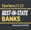 Best Bank, 2018 & 2019