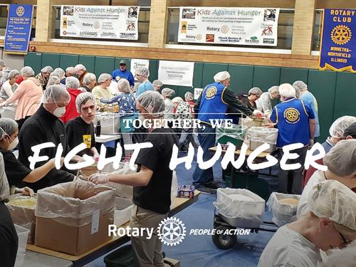 Join us every March as we pack 100,000 Kids Against Hunger meals for children in Nicaragua