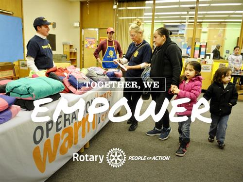 Every fall, we provide brand new winter coats to hundreds of Chicago area children living in need.