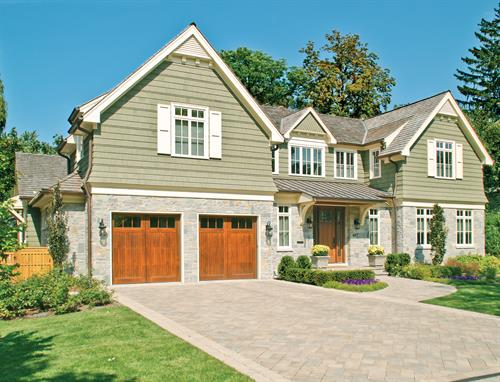 Custom Home Winnetka