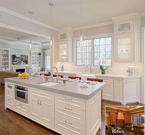 Glencoe Kitchen Remodel