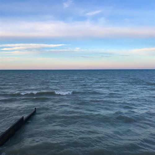 Happy Earth Day! The Great Lakes are a fragile, aquatic ecosystem in our watershed. We all have a responsibility to take care of our planet. Join us. #SaveIllinois