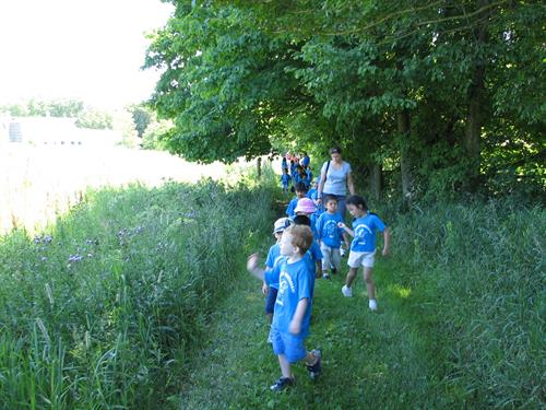 Summer Camp - Hiking