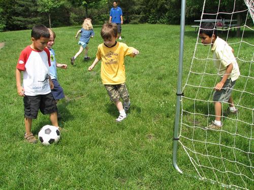 Summer Camp - Soccer