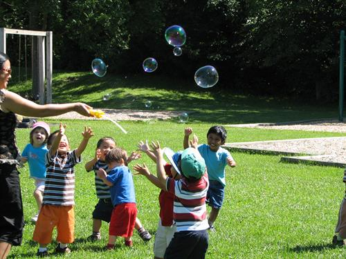 Summer Camp - Bubbles