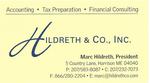Hildreth & Co., Inc.