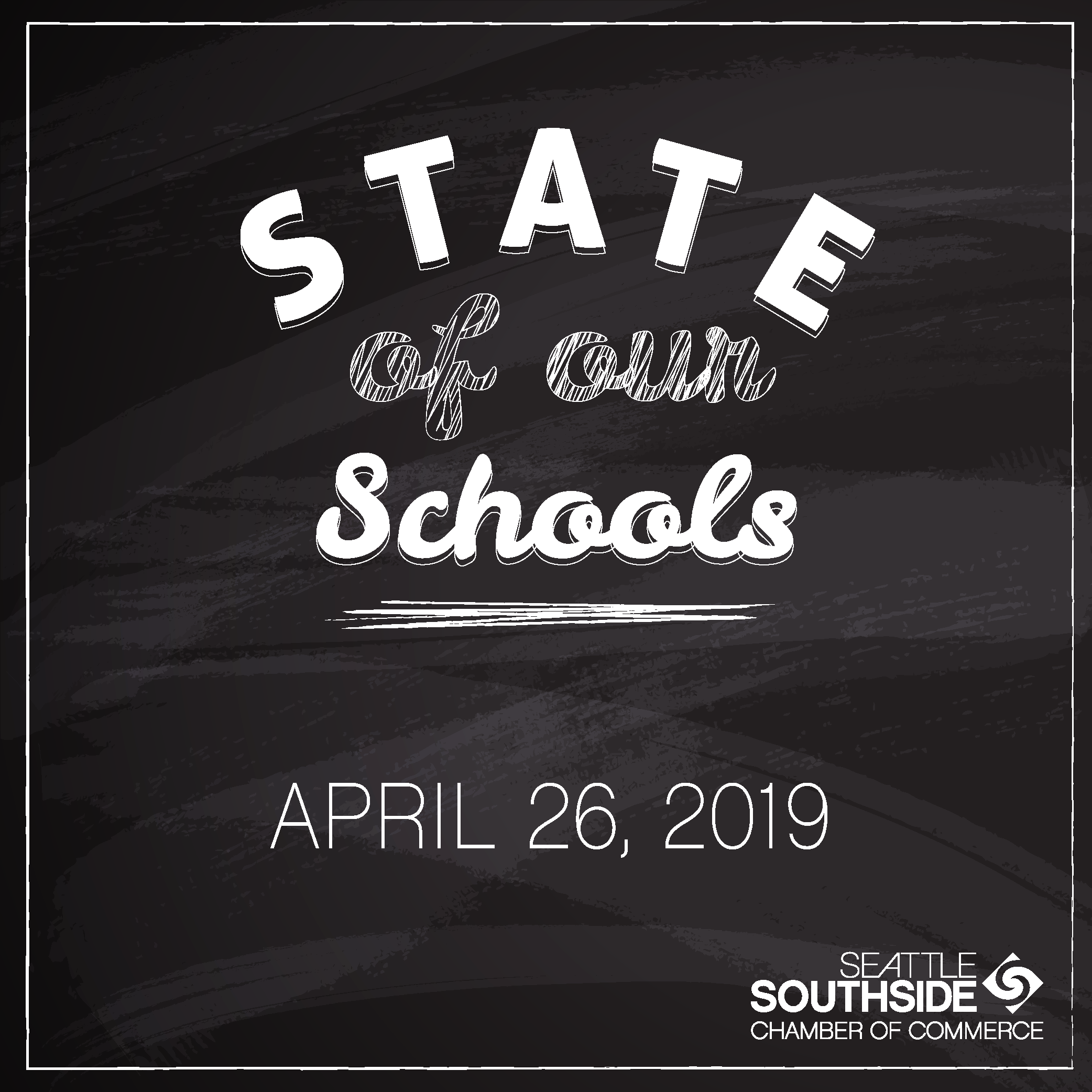 Announcing Second Annual State of our Schools Luncheon