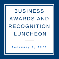 Business Awards & Recognition Luncheon