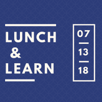 Lunch & Learn: More than Just Social Media