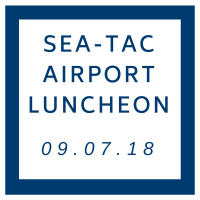 The Sea-Tac Airport Luncheon