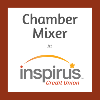 April Chamber Mixer at Inspirus Credit Union