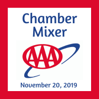 Chamber Mixer at AAA Washington