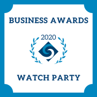 2020 Business Awards Watch Party