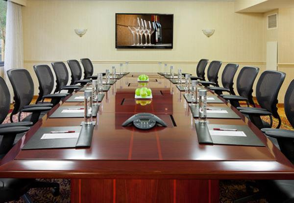 Spokane Boardroom