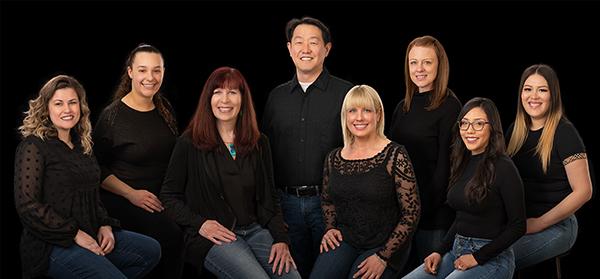 Team Composite Portrait by Crain Photography