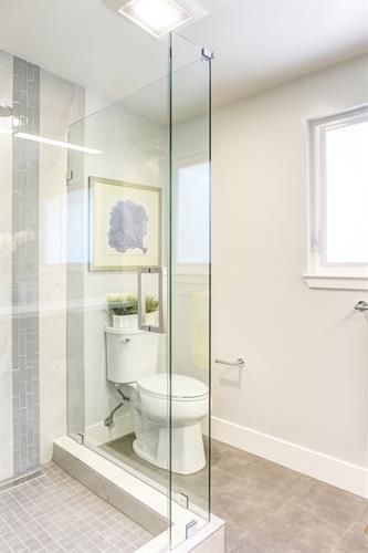 Bath: Campbell, California, Complete Interior Remodel