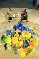 A grateful patient donated a Chihuy sculpture to honor his PAMF doctor.