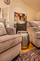 Comfortable seating in great room