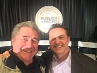 Author, business coach Mike Koenigs with Dave Henning