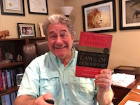Multimillions World Best seller, John Maxwell's 21 Irrefutable Laws of Leadership