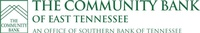 Community Bank of East Tennessee; The