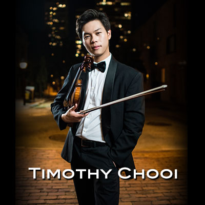 Join us Saturday, November 9, 2019 at Trinity High School. This Juilliard-trained Canadian violinist recently won first place in the Joachim International Violin Competition in Germany and in the Schadt Violin Competition in the United States. In his guest performances with symphonies across the world, he plays the works of classical composers on a 1717 Windsor-Weinstein Stradivarius violin.