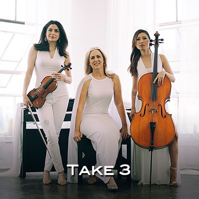 Join us Saturday, October 19, 2019 at Trinity High School. With a flair for the wild and unexpected, this genre-bending trio mixes the refinement of a classical background with rock star charisma. Their takes on pop, jazz, and classical tunes include The Beatles, Simon & Garfunkel, and more.