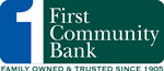 First Community Bank - HS