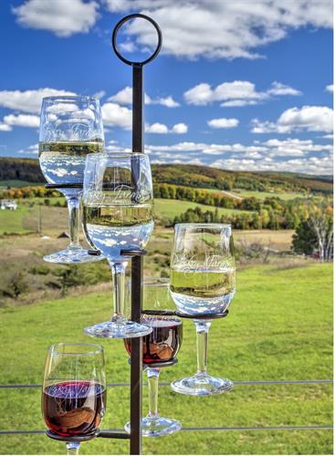 Award-winning Wines