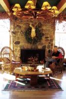 Relax in the Fireside Rooom