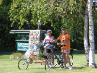 Lodge at Birchwood Inn for the Cycling Classic