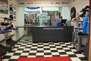 Auto Parts and Accessories at Brown Motors in Petoskey