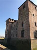 Castle in Mantua, Italy