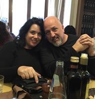 Celebrating 25 year anniversary Rome