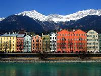 beautiful Innsbruck, Austria