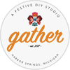 Gather - A Festive DIY Studio