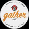 Gather - A Festive DIY Studio