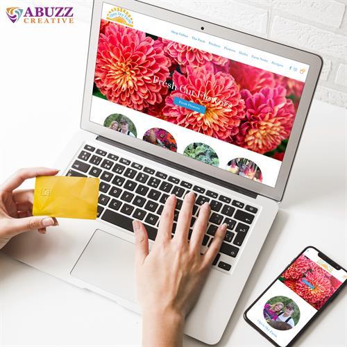 Buzz Shop - Ecommerce Website