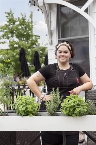Chef Rosie