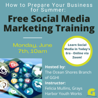 Prepare Your Business for Summer: Free Social Media Marketing Training