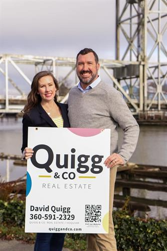 David and Jamie Quigg