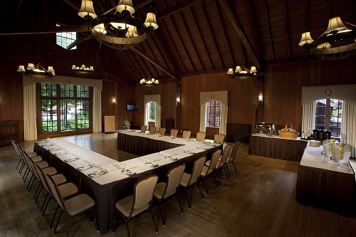 The Quileute Ballroom is perfect for corporate events. (max 120 guests)